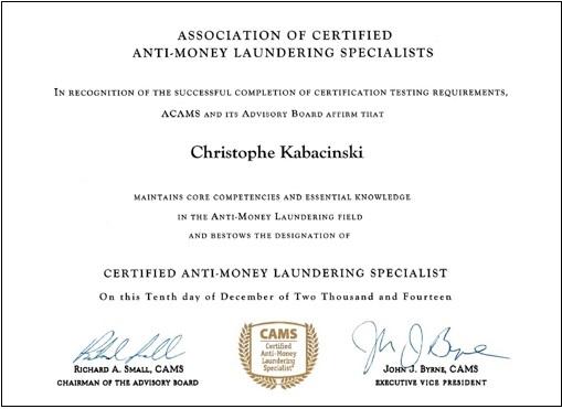BeOptimized - SAS AML and Fraud Detection